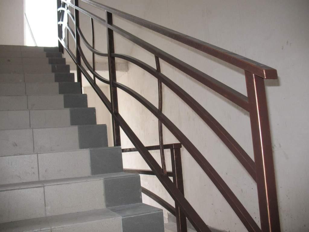 черты фото сварных перил лестниц себе